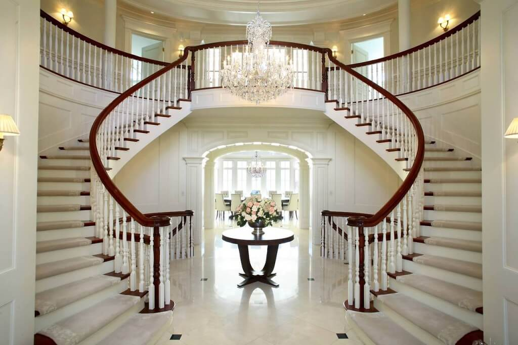 The Grand Foyer Will Transport : Grand foyer by ariel muller designs