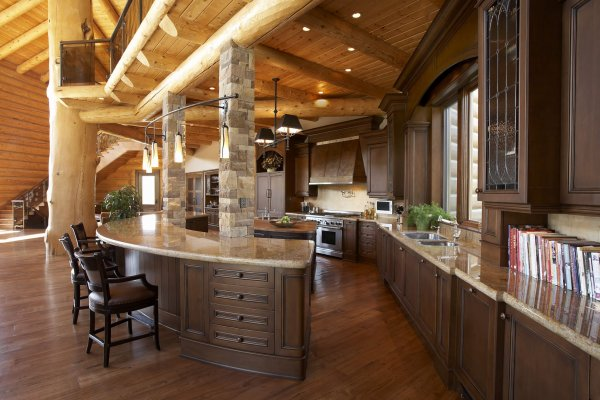 Ariel Muller Designs - Log House 2