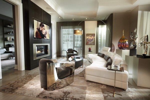 Ariel Muller Designs - Yorkville Condo-1